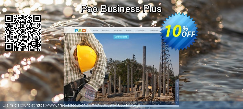Pao Business Plus coupon on Xmas Day offering sales