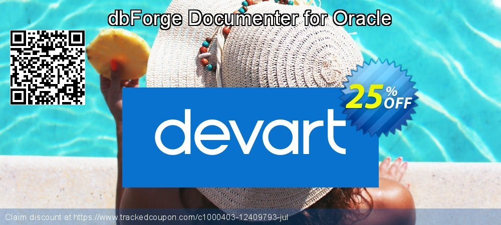dbForge Documenter for Oracle coupon on Sexual Health Day offering sales