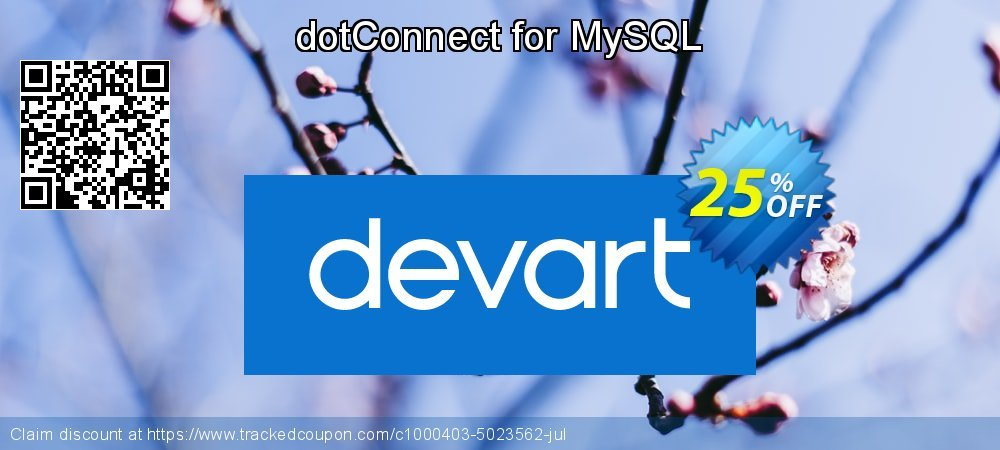 dotConnect for MySQL coupon on Read Across America Day offering sales