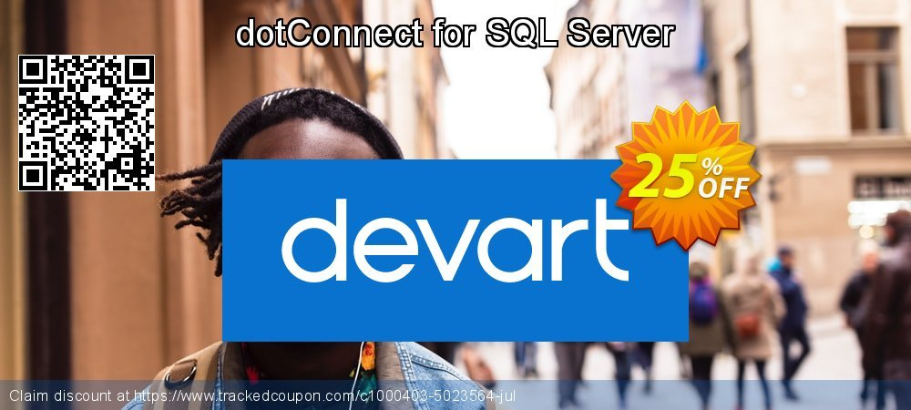 dotConnect for SQL Server coupon on Int'l. Women's Day discounts