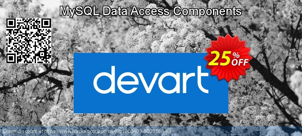 MySQL Data Access Components coupon on Valentines Day deals