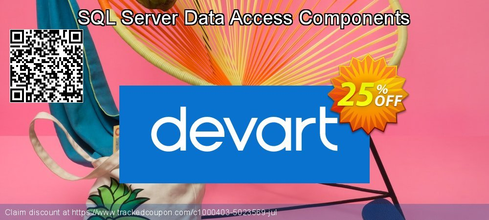 SQL Server Data Access Components coupon on National Family Day sales