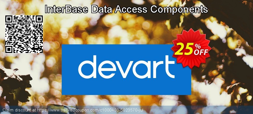 InterBase Data Access Components coupon on Valentine Week discount