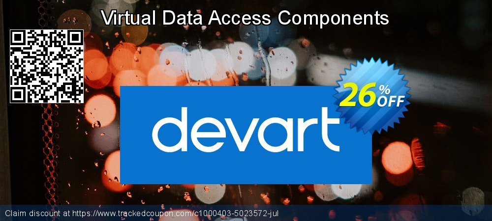Virtual Data Access Components coupon on Super bowl offering sales