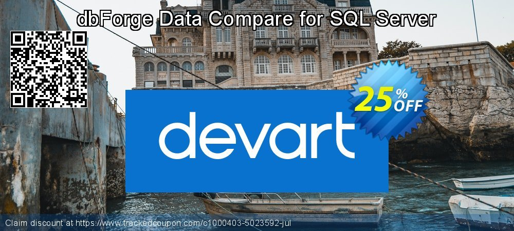 dbForge Data Compare for SQL Server coupon on Read Across America Day promotions