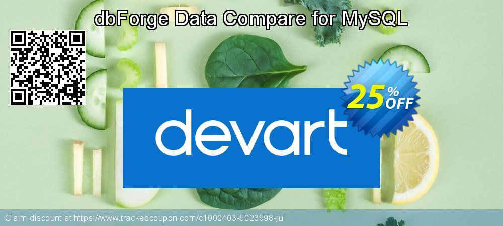 dbForge Data Compare for MySQL coupon on Read Across America Day offering sales