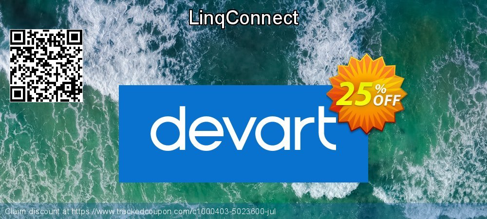Get 10% OFF LinqConnect discount