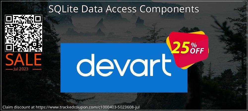 Get 10% OFF SQLite Data Access Components promo sales