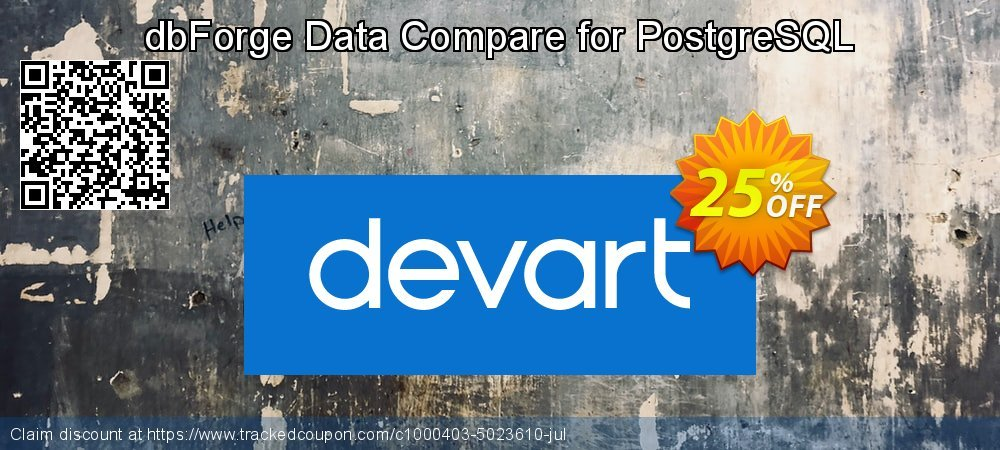 dbForge Data Compare for PostgreSQL coupon on American Chess Day offering sales