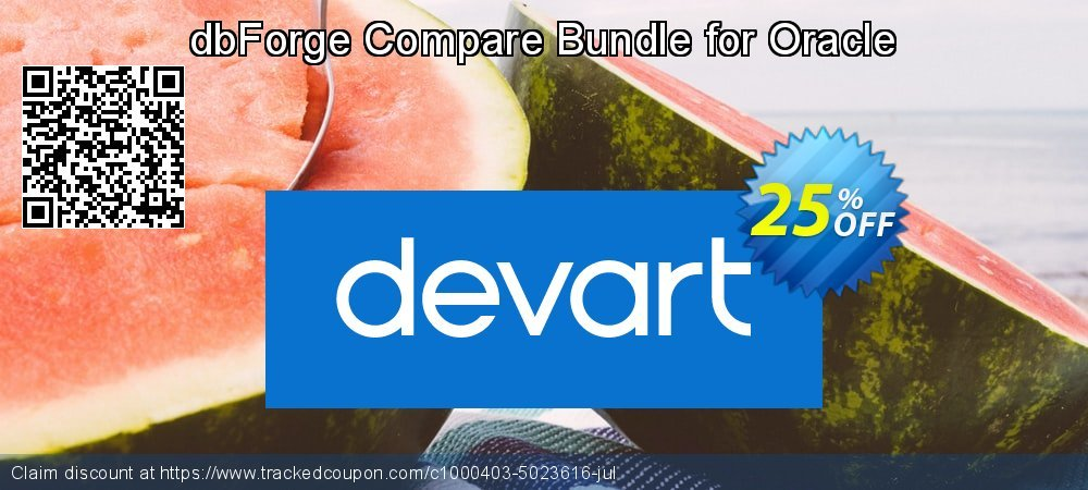 dbForge Compare Bundle for Oracle coupon on Read Across America Day offering sales