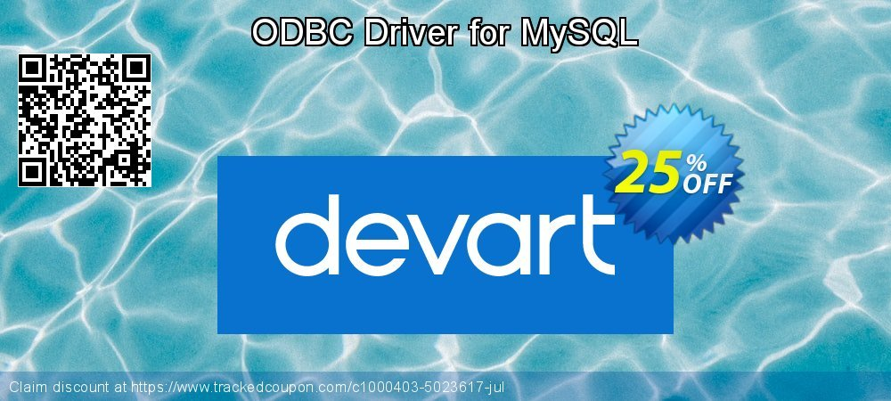 ODBC Driver for MySQL coupon on Natl. Doctors' Day super sale