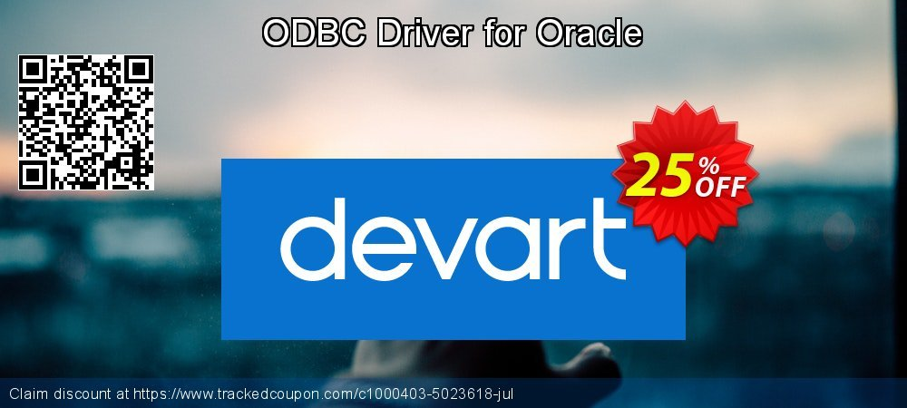 ODBC Driver for Oracle coupon on Valentines Day super sale
