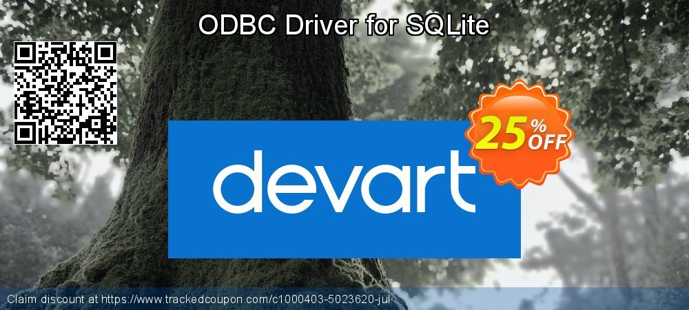 ODBC Driver for SQLite coupon on Natl. Doctors' Day sales