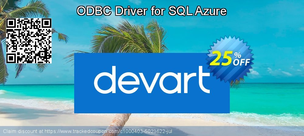 ODBC Driver for SQL Azure coupon on Super bowl deals