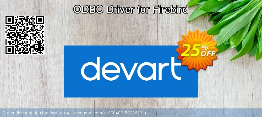 ODBC Driver for Firebird coupon on Natl. Doctors' Day discount