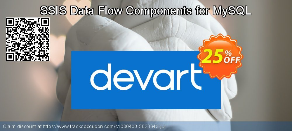 SSIS Data Flow Components for MySQL coupon on Valentines Day offering discount