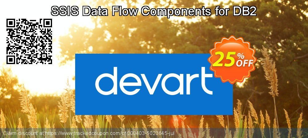 SSIS Data Flow Components for DB2 coupon on Valentine Week super sale