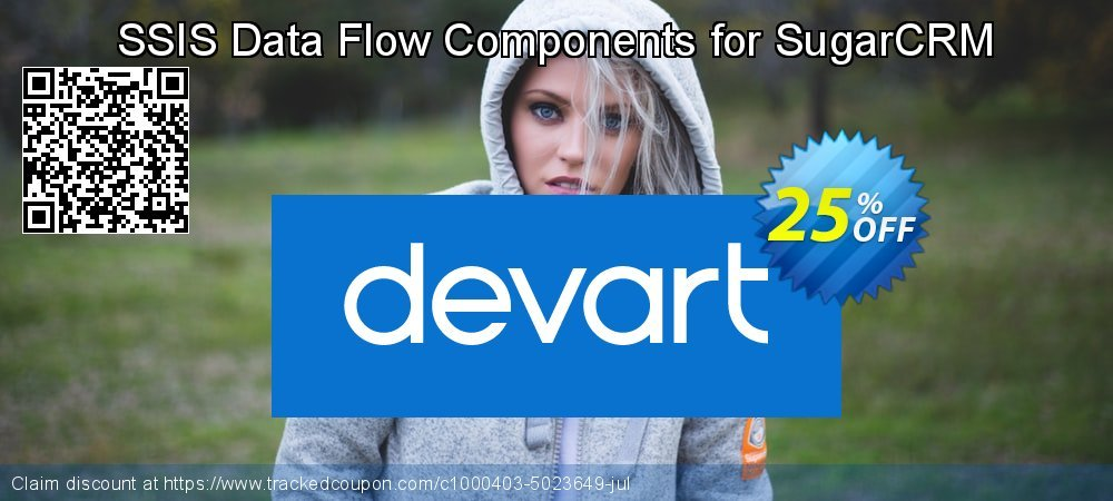 SSIS Data Flow Components for SugarCRM coupon on Valentine's Day deals