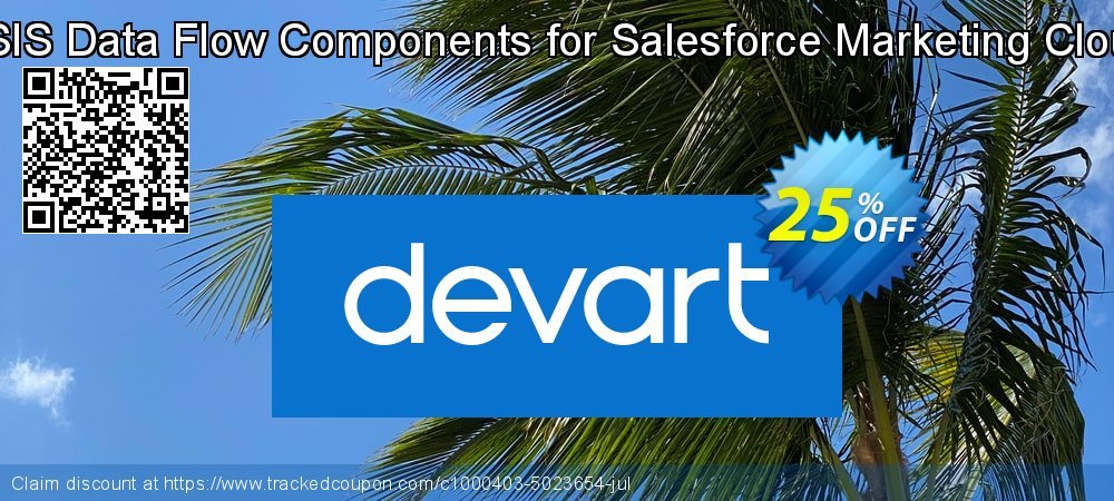 SSIS Data Flow Components for Salesforce Marketing Cloud coupon on Valentine's Day super sale
