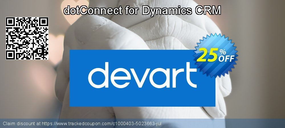 dotConnect for Dynamics CRM coupon on Int'l. Women's Day discounts