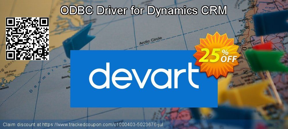 ODBC Driver for Dynamics CRM coupon on Read Across America Day offer