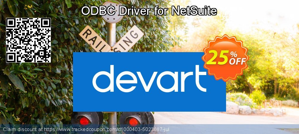 ODBC Driver for NetSuite coupon on Int'l. Women's Day offering discount