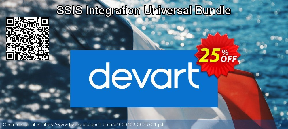 SSIS Integration Universal Bundle coupon on Back to School season offering sales