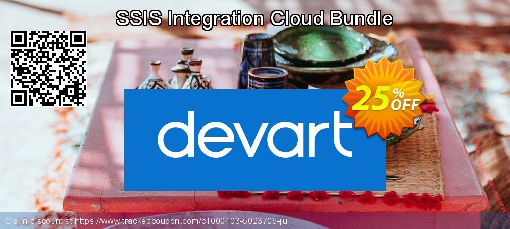 SSIS Integration Cloud Bundle coupon on National Family Day deals