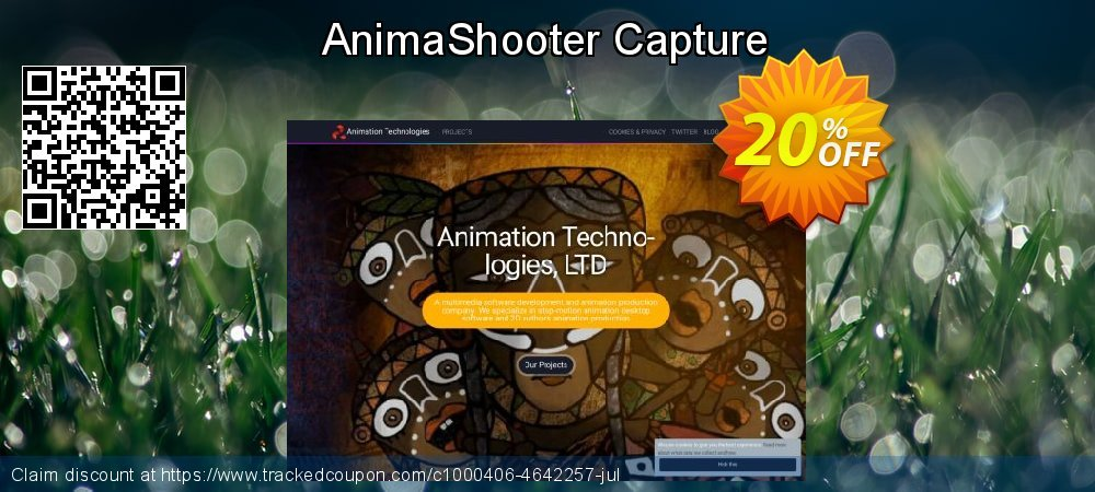 AnimaShooter Capture coupon on Exclusive Student deals discount