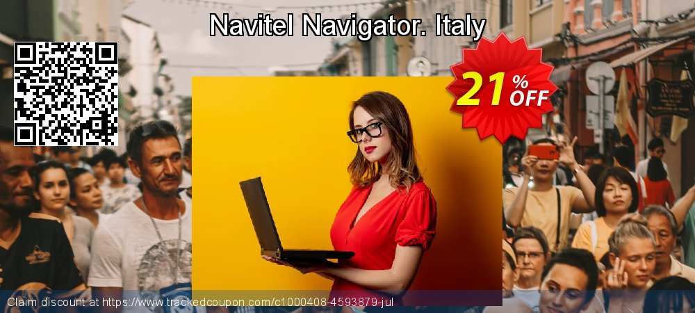 Navitel Navigator. Italy coupon on Lunar New Year discount