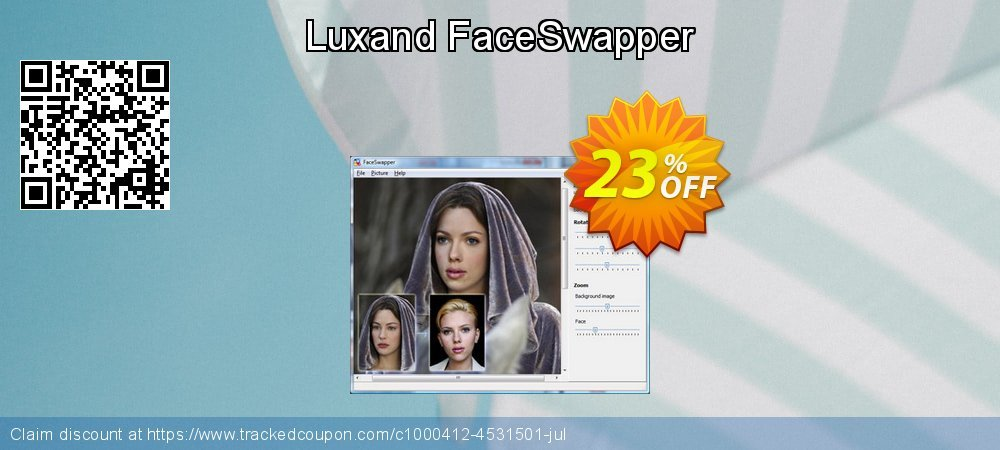 Luxand FaceSwapper coupon on Father's Day offering discount