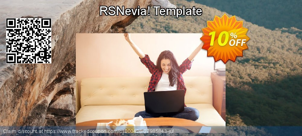 RSNevia! Template coupon on Native American Day discount
