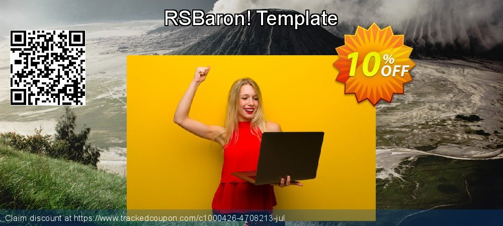 RSBaron! Template coupon on American Chess Day sales