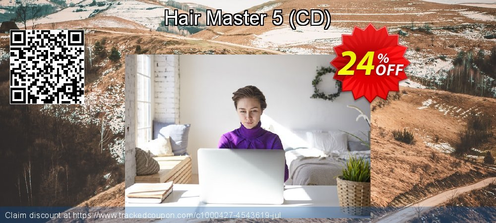 Hair Master 5 - CD  coupon on Lunar New Year sales