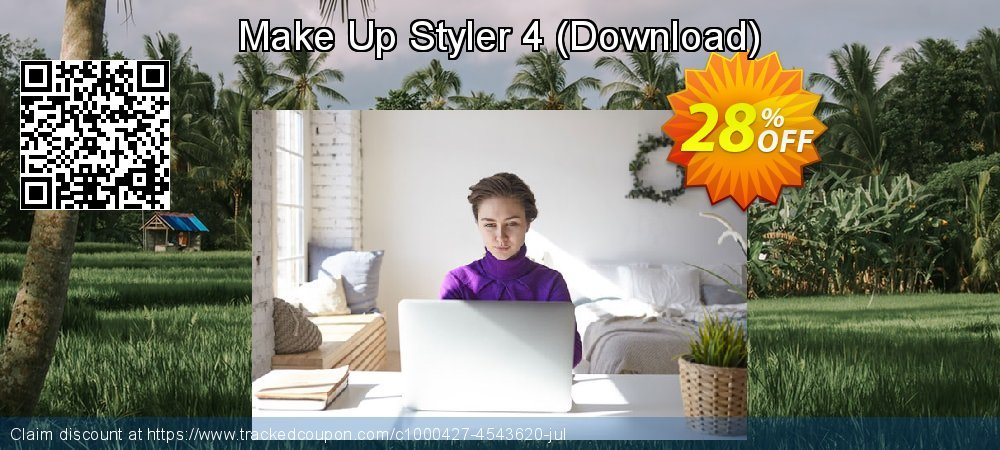 Make Up Styler 4 - Download  coupon on New Year deals