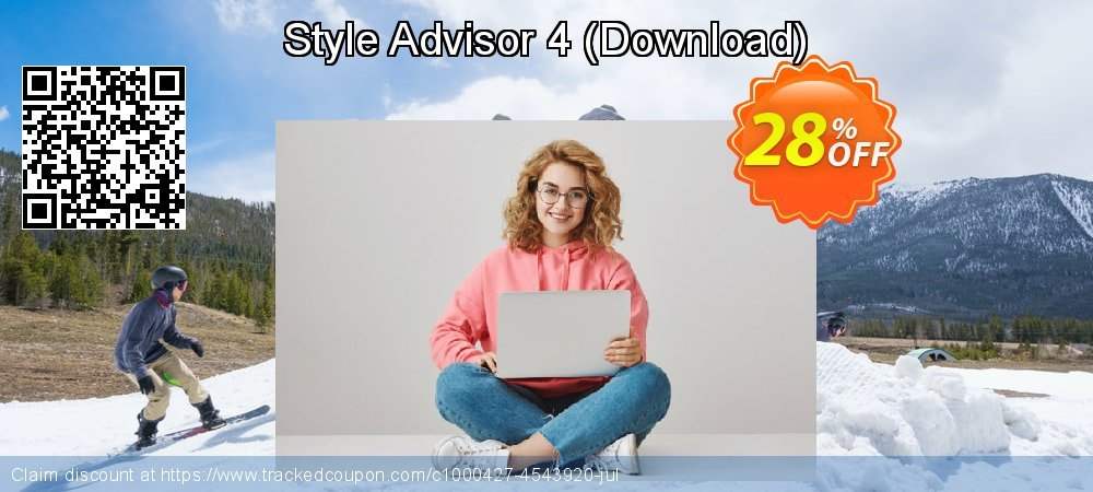 Style Advisor 4 - Download  coupon on New Year offering discount