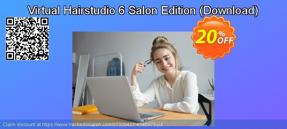 Virtual Hairstudio 6 Salon Edition - Download  coupon on Lunar New Year promotions