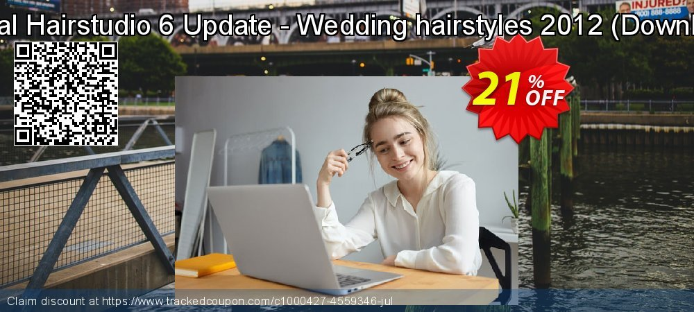Virtual Hairstudio 6 Update - Wedding hairstyles 2012 - Download  coupon on Happy New Year offering discount