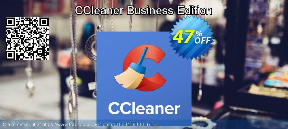 CCleaner Business Edition coupon on X'mas sales