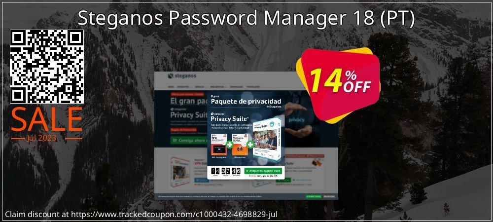 Steganos Password Manager 18 - PT  coupon on Autumn sales