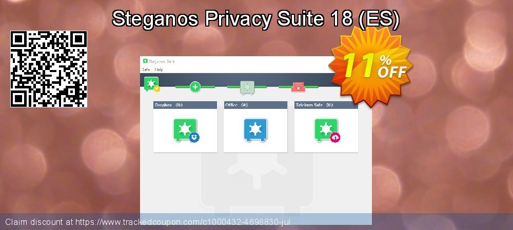 Steganos Privacy Suite 18 - ES  coupon on Native American Day deals
