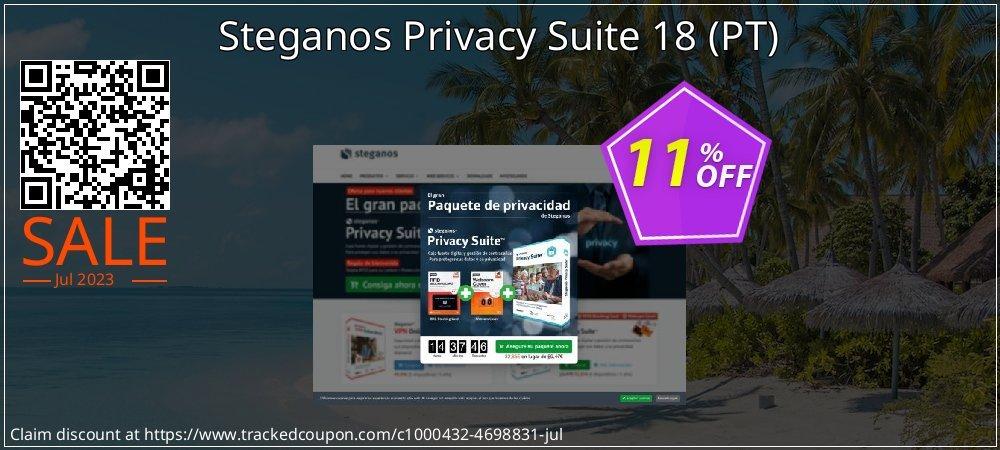 Get 10% OFF Steganos Privacy Suite 18 (PT) offering sales