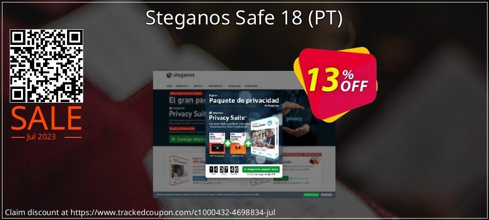 Get 10% OFF Steganos Safe 18 (PT) discounts