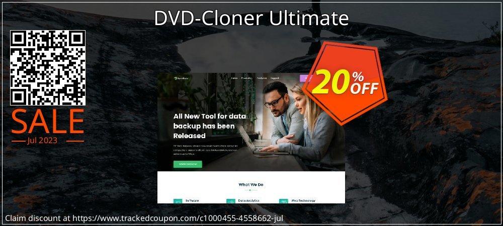 Get 20% OFF DVD-Cloner Ultimate offering sales
