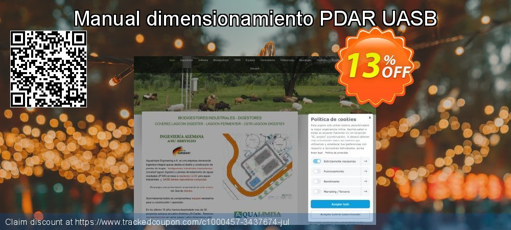 Manual dimensionamiento PDAR UASB coupon on Happy New Year offering sales