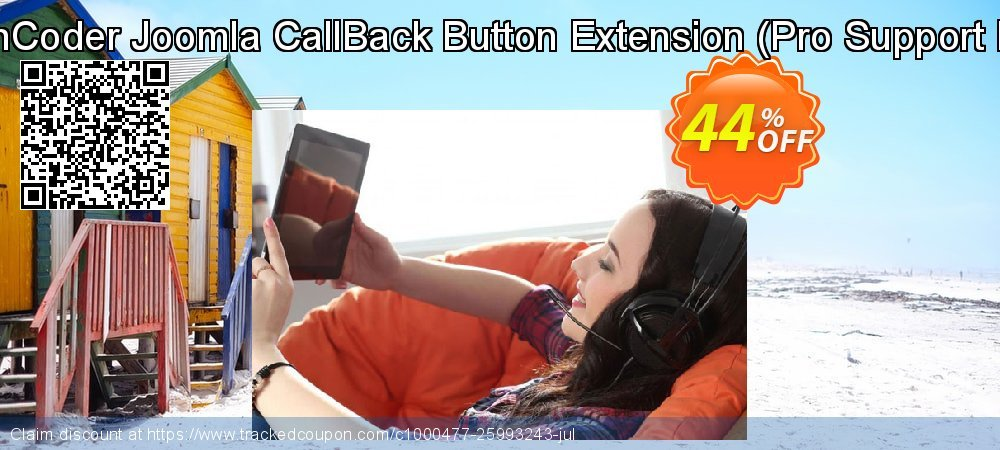 Get 10% OFF ExtensionCoder - Joomla - CallBack Button Extension - Pro Lifetime Package offering sales