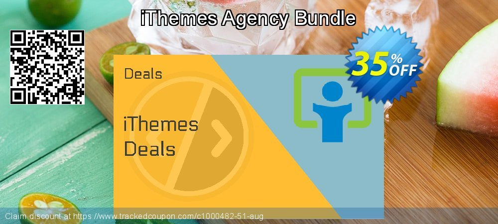 iThemes Agency Bundle coupon on National Kissing Day discounts