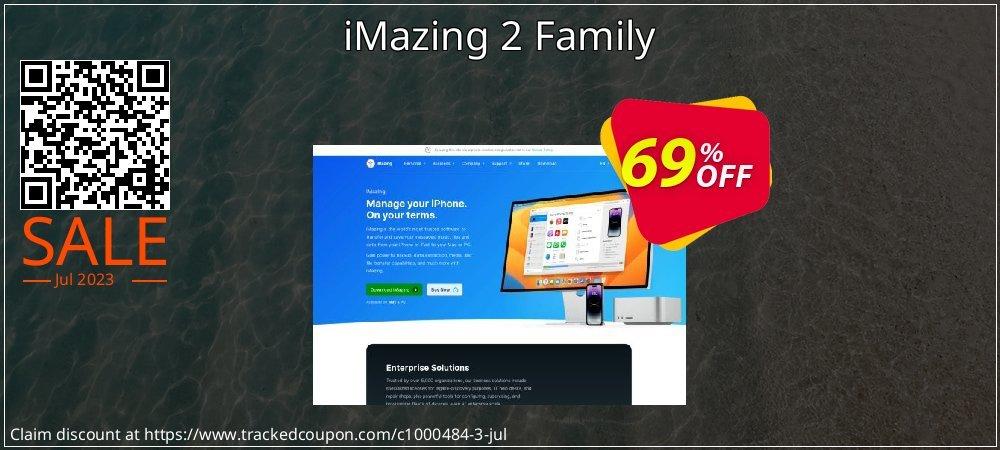 Get 69% OFF iMazing 2 Family offer