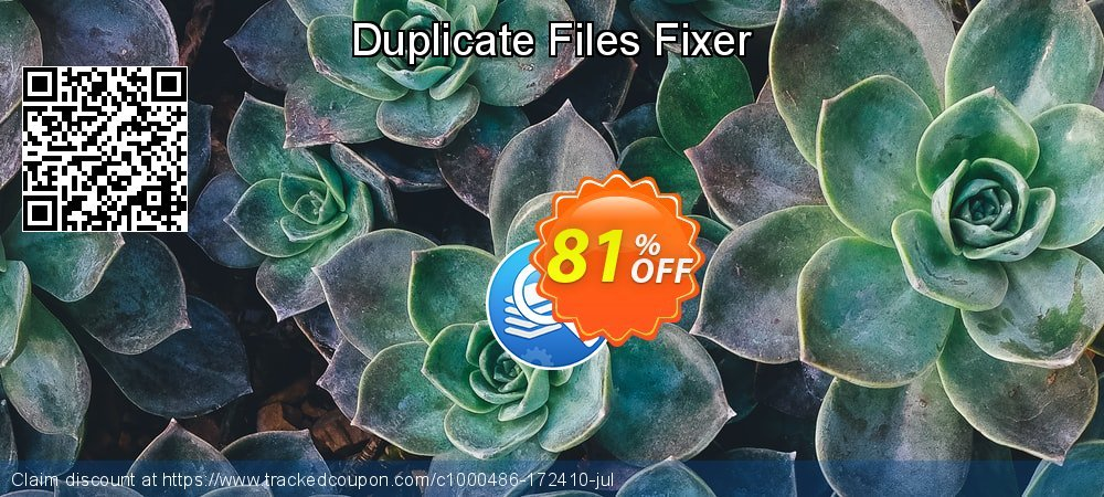 Duplicate Files Fixer coupon on Happy New Year super sale