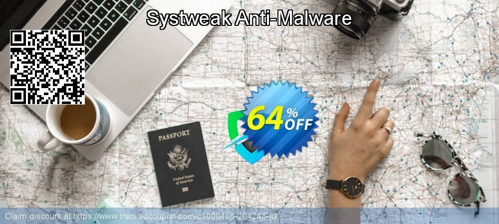 Systweak Anti-Malware coupon on Lunar New Year super sale
